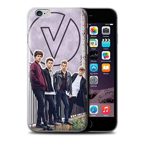 Officiel The Vamps Coque / Etui pour Apple iPhone 6 / Pack 5Pcs Design / The Vamps Livre Doodle Collection Coupé