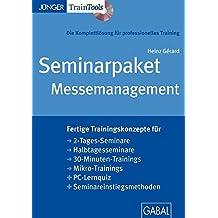 Seminarpaket Messemanagement: Seminarpaket als CD-ROM mit Word-, PDF- und PowerPoint-Dateien
