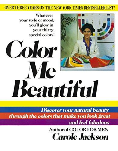 Color Me Beautiful por Carole Jackson