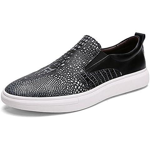 Coreano scarpa traspirante-uomo/ basso scarpe casual moda/ scarpe per la