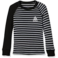Odlo Kinder Shirt L/S Crew Neck Warm Kids Unterhemden Lg.Arm Ki