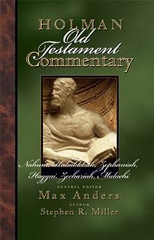 Holman Old Testament Commenatry - Nahum-Malachi: 20 (HOLMAN OLD TESTAMENT COMMENTARY) di [Miller, Stephen]