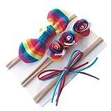 #10: Kupid® 3Pcs/set Kids Girl Baby Toddler Bow Headband Hair Band Headwear