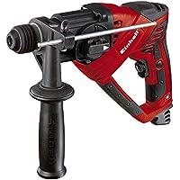 Einhell 4258491 Martillo perforador RT-RH 20/1 con acción neumática 18 W, 230 V, 1, 500, Negro, Rojo