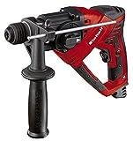 Einhell Bohrhammer RT-RH 20/1 (500 W, 1,6 J, Bohrleistung Ø in Beton 20 mm, SDS-Plus, Verdrehsicherung, Überlast-Rutschkopplung, Metall-Bohrtiefenanschlag, Drehzahlvorwahl)