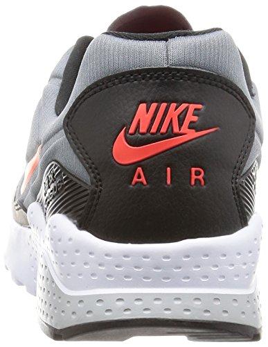Nike Air Zoom Pegasus 92, Scarpe da Corsa Uomo Gris (Cool Grey / Bright Crimson-Black-White)