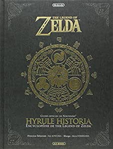 The Legend of Zelda - Hyrule Historia Edition simple One-shot