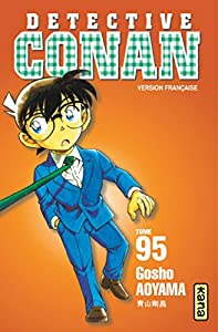 Détective Conan Edition simple Tome 95