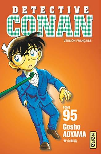 Détective Conan Edition simple Tome 95