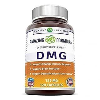 Amazing Nutrition Amazing Formulas DMG 125 mg 120 Capsules