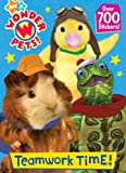 Teamwork Time! [With Stickers] (Wonder Pets!)