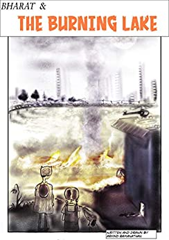 Bharat and the Burning Lake by [Ramanathan, Arvind]