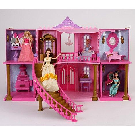 Disney Princess Castle Enchanted Palace Play Set