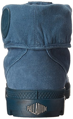Palladium Pallabrouse Baggy Herren Desert Boots Blau (Legion Blue/High-Rise 472)