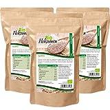 mynatura bio mercadillos Semillas todo 1000g, De La India, Rico en fibras | con certificado de calidad alimentaria | 99% Pureza, producto natural | Hornear | para personas y animales Adecuado