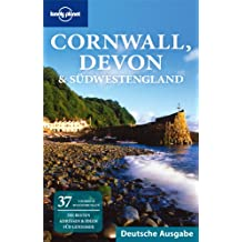 Cornwall, Devon and Sudwest England (Lonely Planet Country & Regional Guides)