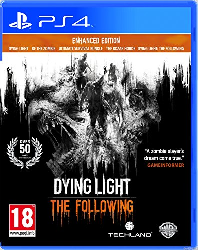 Dying Light – Enhanced Edition (PS4)