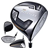 #6: Cleveland Golf Men's 588 Altitude Driver 9 Deg Stiff Flex I from Sportdeals-in