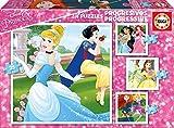 Disney Princesas Puzzle progresivos (Educa Borrás 17166)