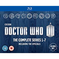 Doctor Who: The Complete Box Set - Series 1-7