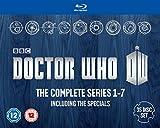 Doctor Who - Temporadas 1-7 [Reino Unido] [Blu-ray]