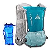 Hydration Pack Lixada Hydration Vest Lightweight Breathable Water Bottle Backpack for Outdoors Running