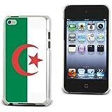 Coque iPod Touch 4 drapeau Algerie