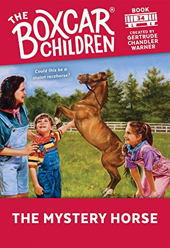 The Mystery Horse (Boxcar Children Mysteries, Band 34)
