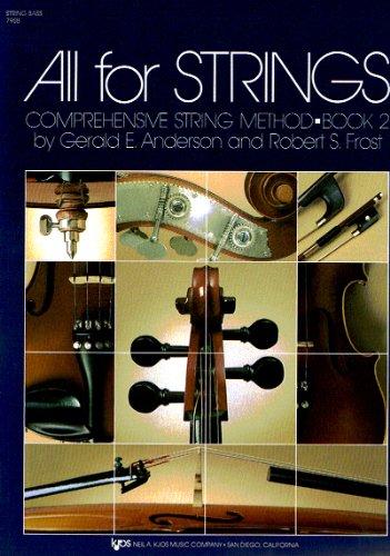 ANDERSON y FROST - All for Strings: Contrabajo Vol.2