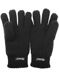 Floso - Gants thermiques Thinsulate tricotés - Enfant unisexe