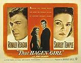 That Hagen Girl Movie Poster Masterprint (71,12 x 55,88 cm)