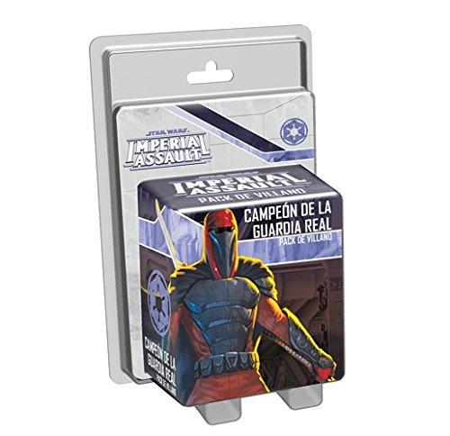 Star Wars: Imperial Assault - Campeón de la Guardia Real, juego de mesa (Edge Entertainment EDGSWI04)