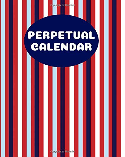 Perpetual Calendar: Record All Your Important Events & Celebrations for Easy Access (Occasion Reminder, Band 96) (Brauch Card Business)