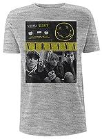 Nirvana Bleach T-Shirt greying XXL