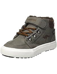KangaROOS Unisex-Kinder Nery Hohe Sneaker