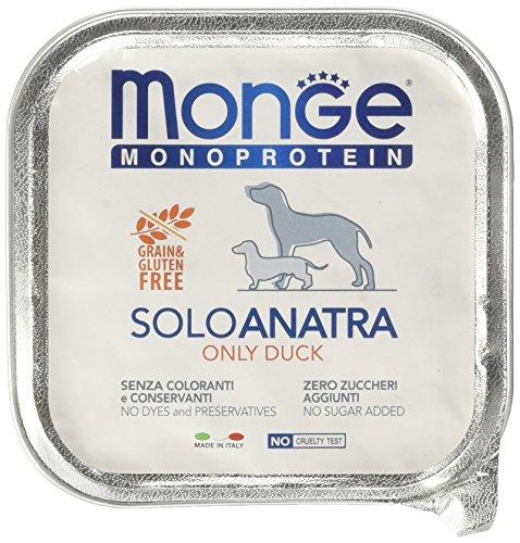 Monge Cane Solo Anatra Gr 150