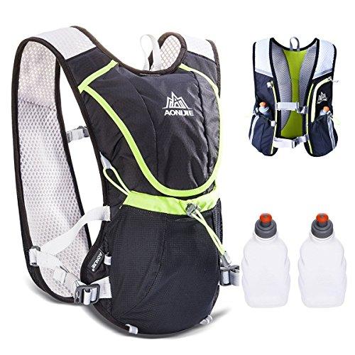 triwonder profesional al aire libre mochilas Trail Marathoner Running Race Chaleco de Hidratación Mochila de hidratación Mochila