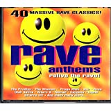 Rave Anthems - 40 Massive Rave Classics! Relive The Rave! [Double CD]
