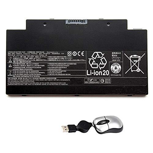 amsahr FPCBP424-05 Ersatz Batterie für FUJITSU Schwarz