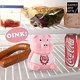 Cochon Sonore pour Réfrigérateurs Diet Piggy