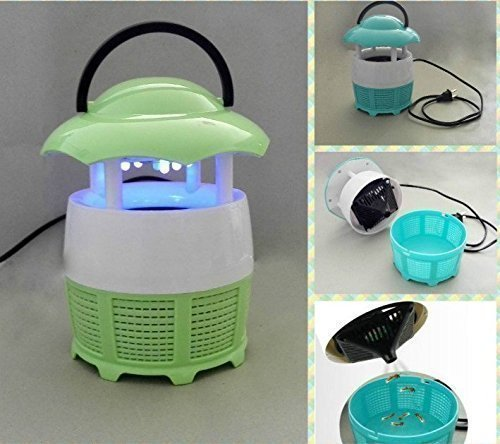 Clomana Electronic Led Mosquito Killer Lamps Super Trap Mosquito Killer Machine For Home An Insect Killer Mosquito Killer Electric Machine Mosquito Killer Device Mosquito Trap Machine Eco-Friendly Baby Mosquito Insect Repellent Lamp
