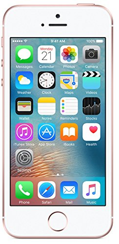 Apple iPhone SE (Rose Gold, 16GB)