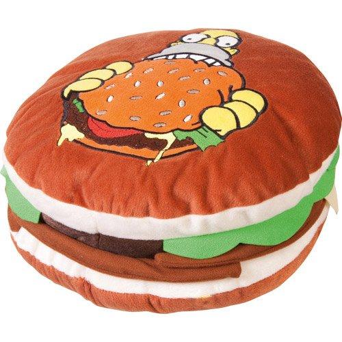 Preisvergleich Produktbild Simpsons - Kissen Hamburger