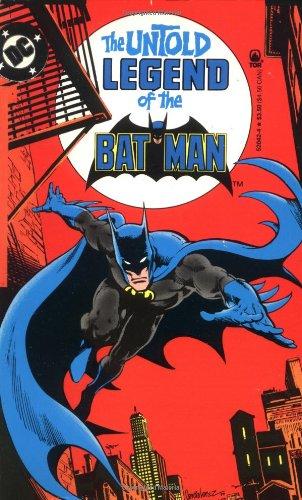 The untold legend of the Batman | TheBookSeekers