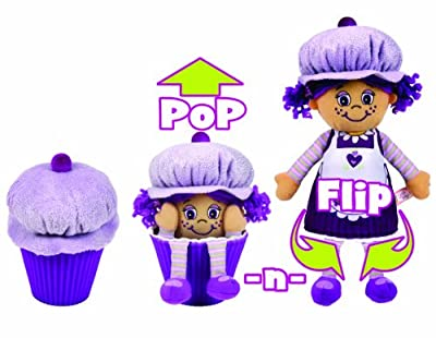 Little Miss Muffin - Muñeca de trapo (Flair Leisure Products 85220) de Flair Leisure Products