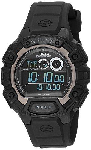 Timex Shock Digital Grey Dial Men's Watch - T49970