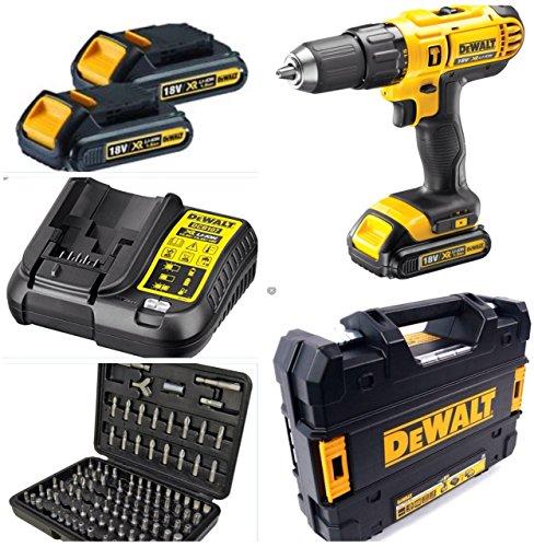 dewalt-18v-lithium-combi-drill-complete-kit