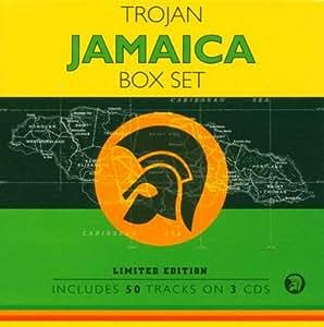 Trojan Jamaica Box Set Amazon Co Uk Music