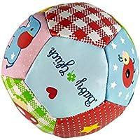 Bebé Charms Suave balón de fútbol, 10cm, Modelo # 12618