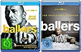 Ballers Staffel 1+2 / Blu-ray Set
